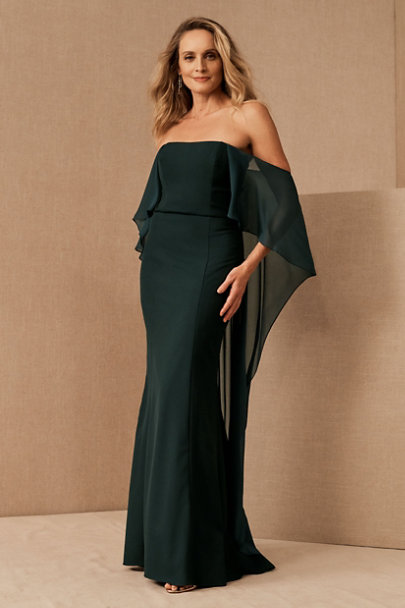 View larger image of Amsale Everly Off-the-Shoulder Dress