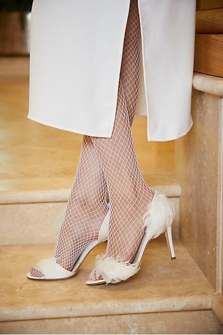 Something Bleu Hammond Heels