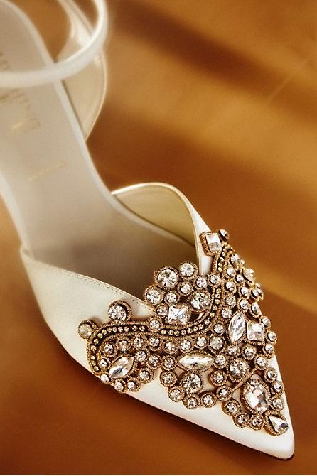 Something Bleu Emmie Heels