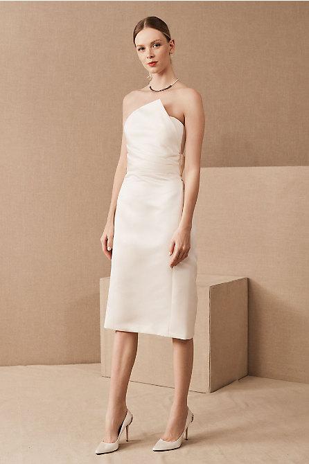 Amsale Waverly Dress