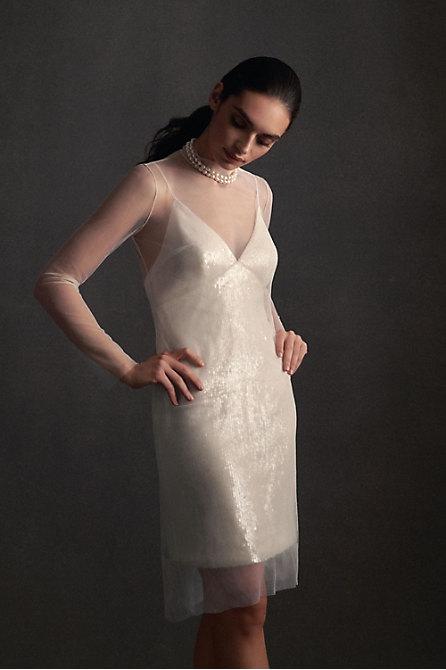Amsale Clarissa Dress