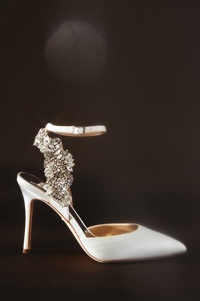 View larger image of Badgley Mischka Blanca Heels