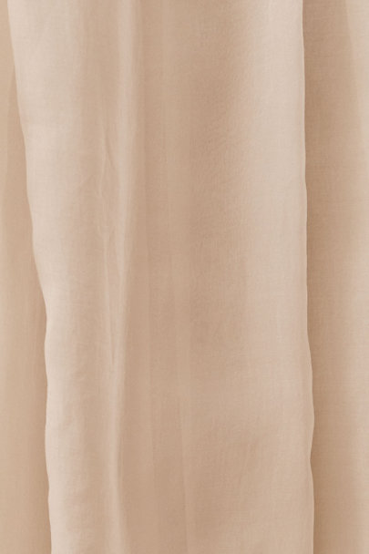 View larger image of Vintage 1960s Milanese Sheer Silk Gown