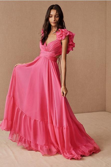 Mac Duggal Indy Chiffon Dress