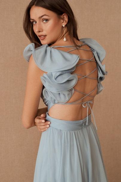 View larger image of Mac Duggal Indy Chiffon Dress