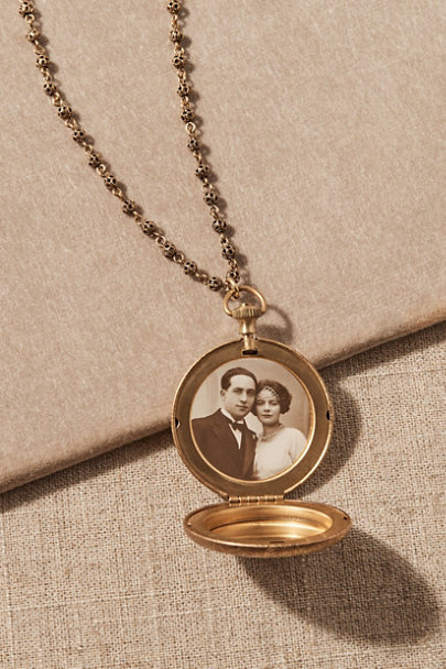 View larger image of Vintage-Inspired Lockets