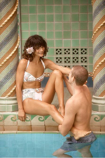 Revel Rey Logan Bikini Top & Quinn Bikini Bottom