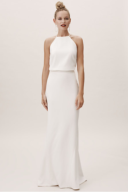 Amy Kuschel Hayley Top & Park Avenue Skirt