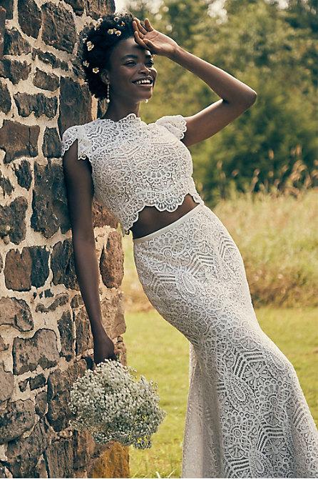 Willowby by Watters Sariah Top & Sariah Skirt
