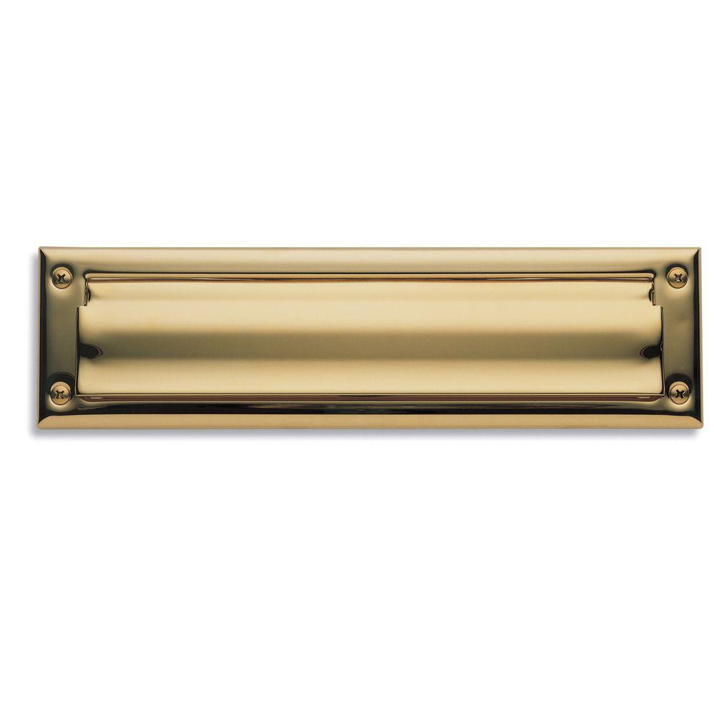 Quick View; 0014 Letter Box Plates - Door Accessories Baldwin Hardware:estate Baldwin Hardware