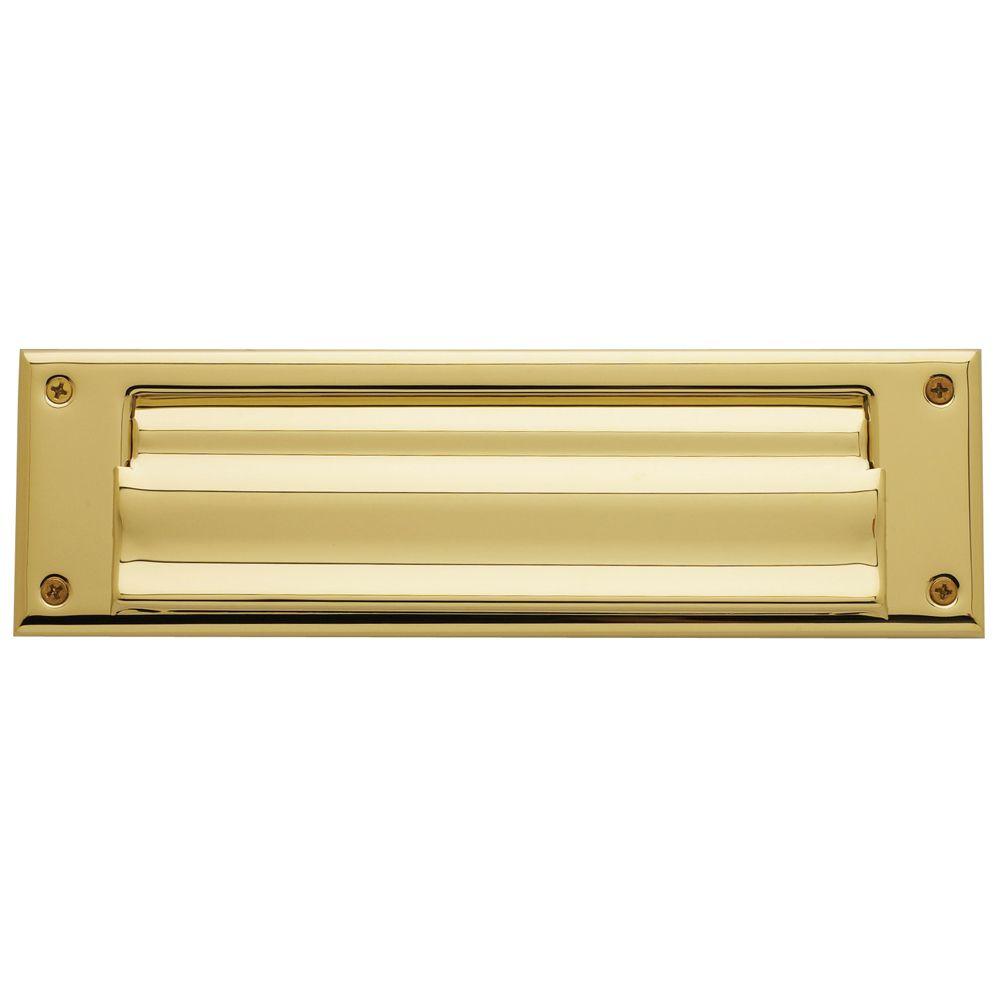 Letter Box Plates Model #: 0017.003