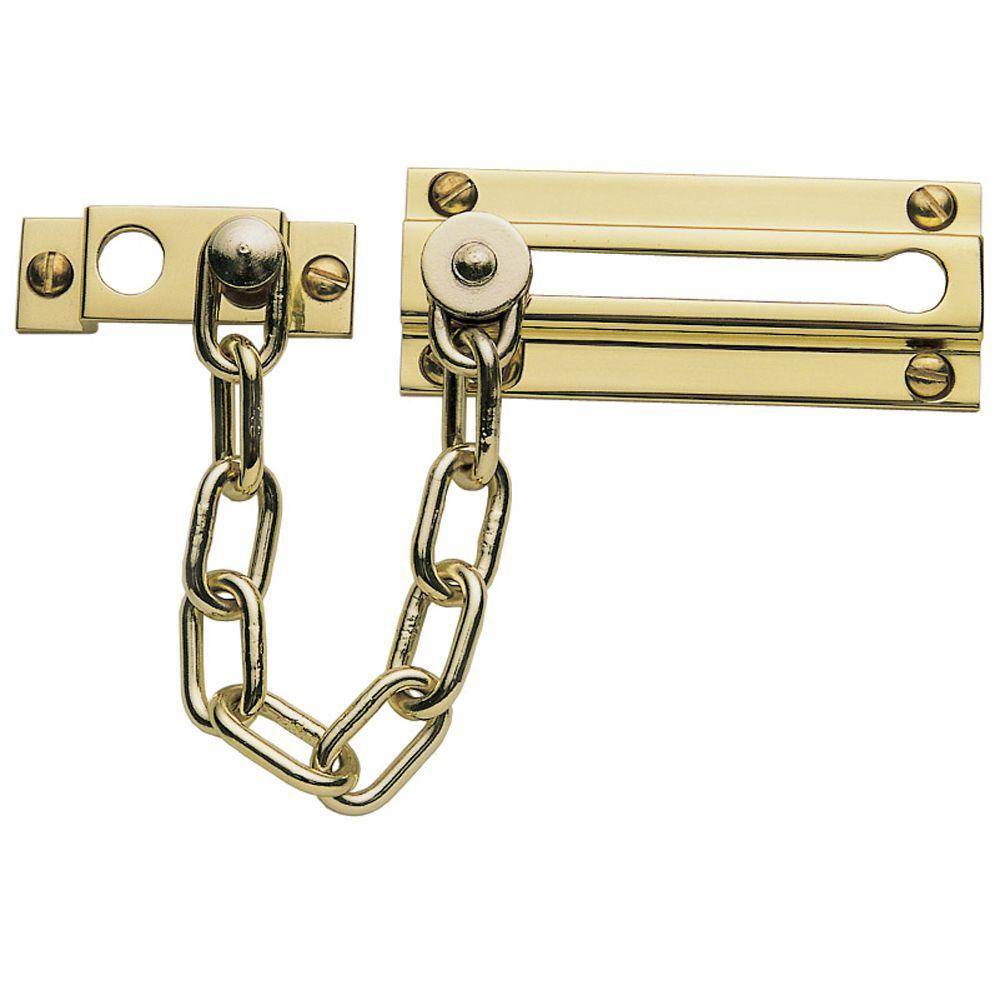 Chain Door Fastener Model # 0260.030  sc 1 st  Baldwin Hardware & Chain Door Fastener (0260.030) pezcame.com
