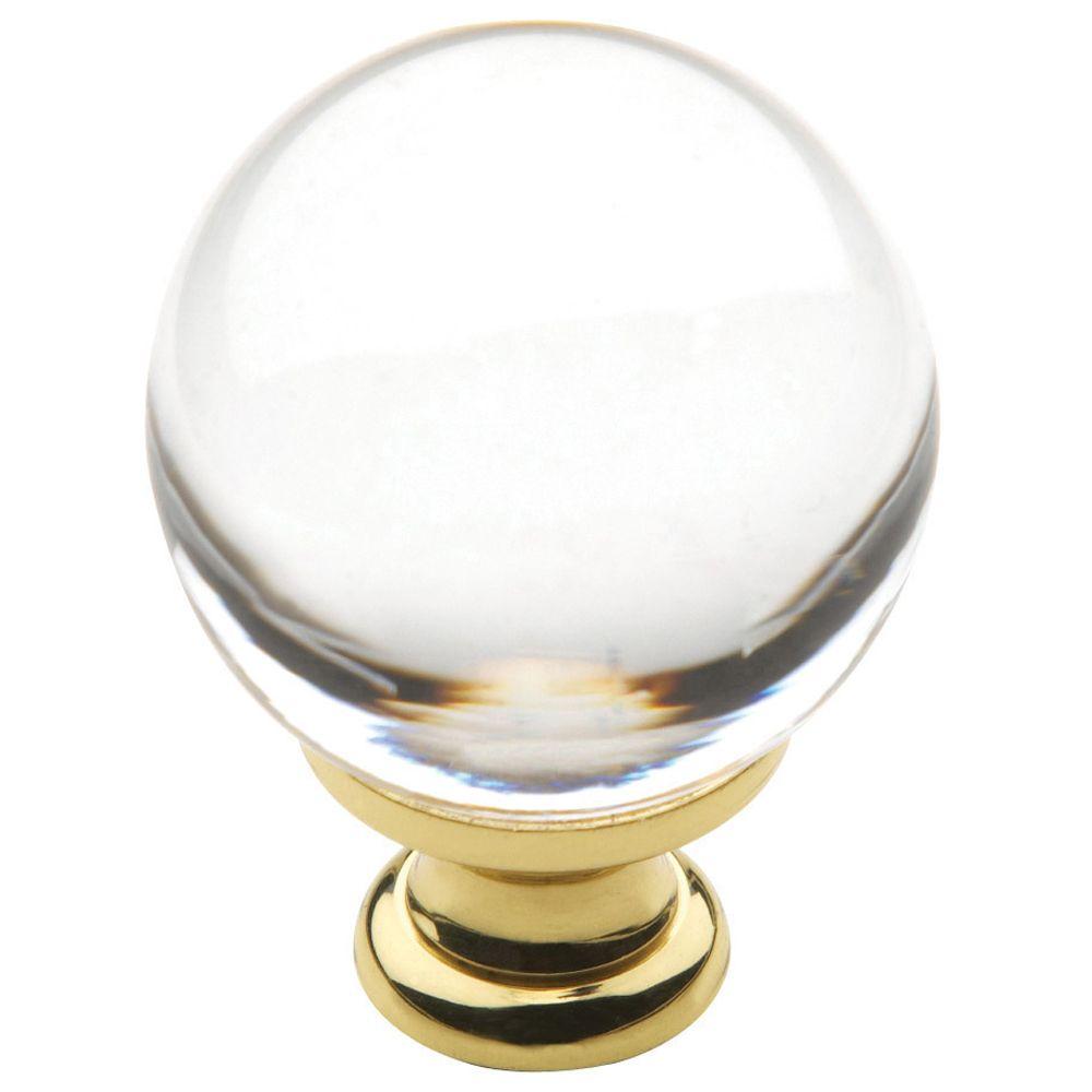 Crystal Cabinet Knob 4300 030