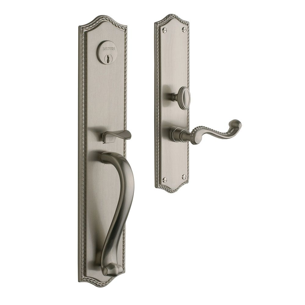 Front entry door handles - Bristol Entrance Trim Model 6963 150