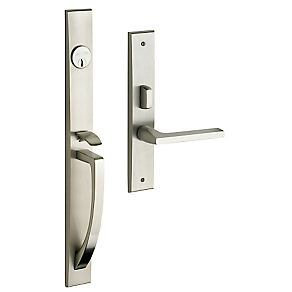 Modern Exterior Door Knobs. Perfect Exterior Quick View Lakeshore Entrance  Trim To Modern Exterior Door