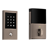 Minneapolis Touchscreen Z-Wave Smart Electronic Deadbolt