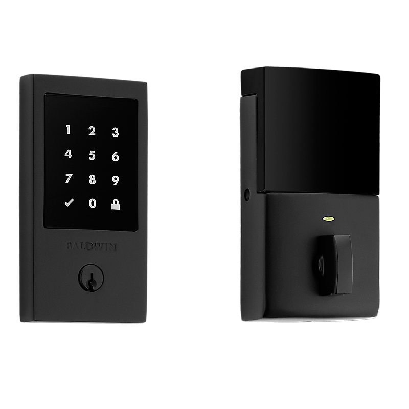 Minneapolis Touchscreen Electronic Deadbolt Baldwin