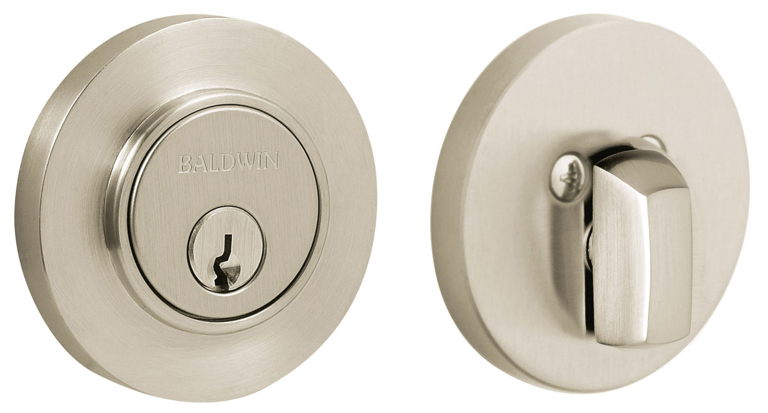 Contemporary Deadbolt Model #: 8244.150