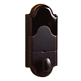Boulder 8252 AC Z-Wave Deadbolt, no Keypad