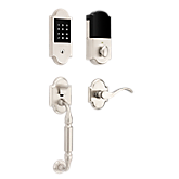 Canterbury Touchscreen Z-Wave Smart Lock Handleset