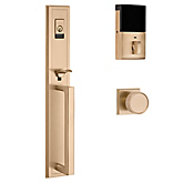 Evolved Hollywood Hills Full Escutcheon Handleset