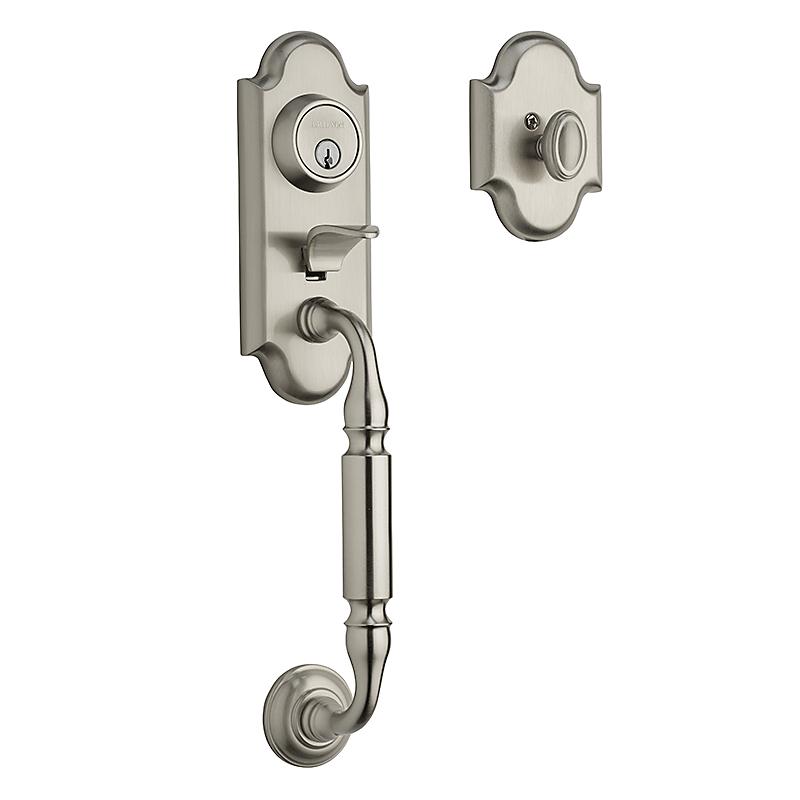 Ashton Two Point Lock Handleset 85365 150