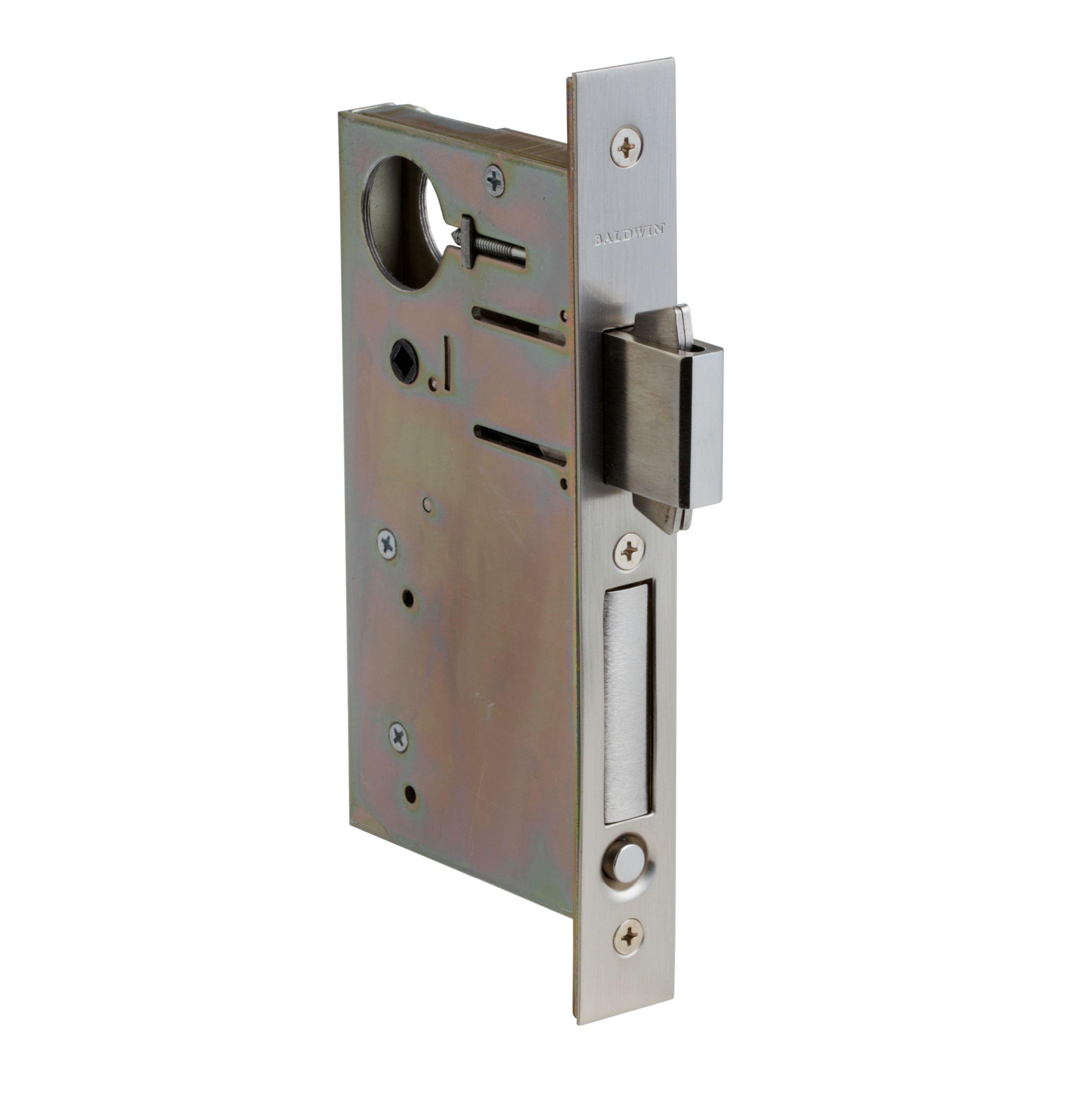 8632 Pocket Door Lock With Pull 8632 150