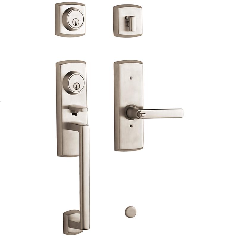Soho Two Point Lock Handleset 85385 150