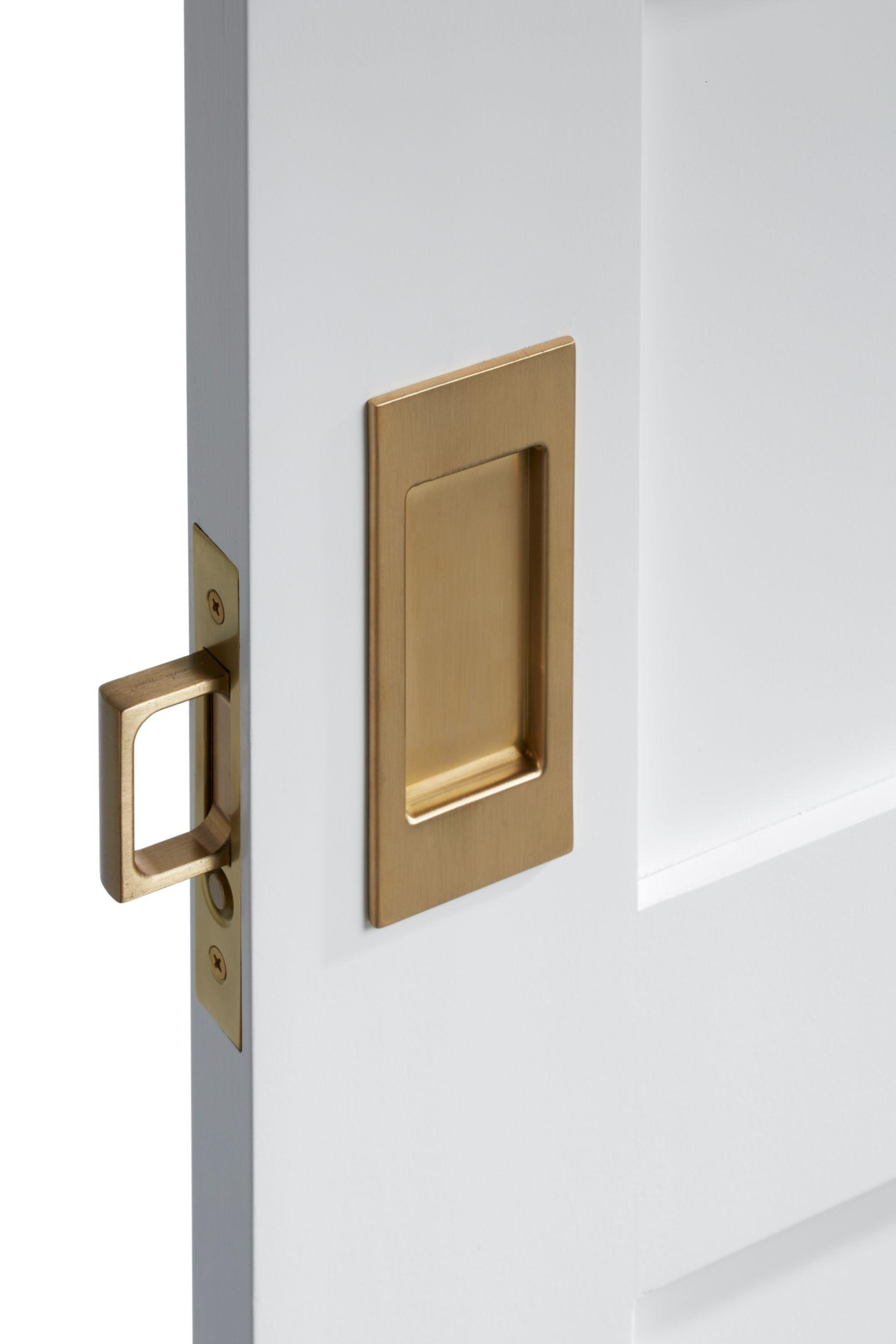 Pd006 Small Santa Monica Pocket Door Pd006 033
