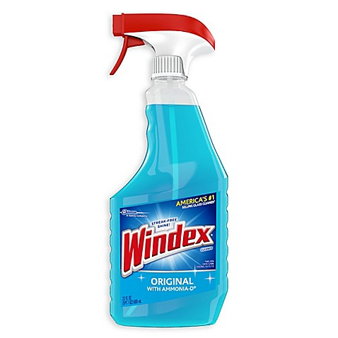 Windex 23 Oz Glass Cleaner Bed Bath Beyond