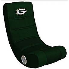 image of NFL Green Bay Packers Gaming Chair with Bluetooth®