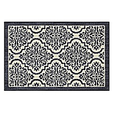 image of Mohawk Signature Palace 1-Foot 8-Inch x 2-Foot 10-Inch Accent Rug in Indigo
