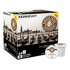 image of keurig kcup 48count barista prima coffeehouse decaf - Decaf K Cups