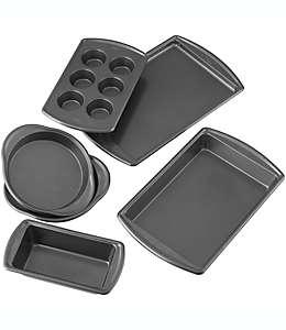 Wilton® Advance Select Premium Nonstick™ Utensilios para hornear, Set de 6
