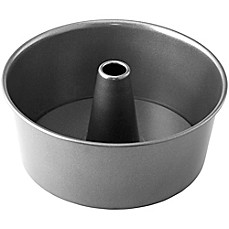 angel food cake pan wilton 174 advance select premium nonstick 10 inch 1304