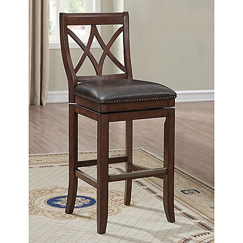 Buy American Heritage Hadley Counter Stool In Sable From
