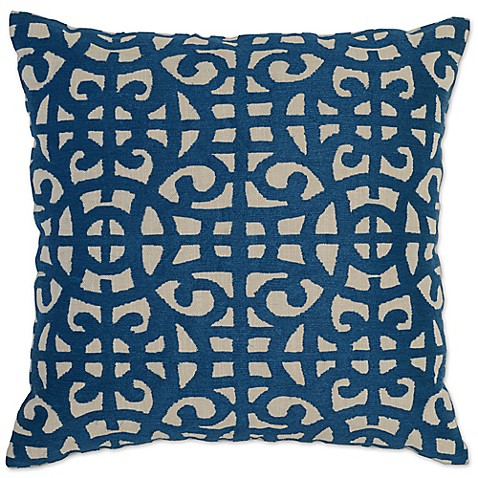 Villa home ace square throw pillow collection bed bath for Villa home collection pillows