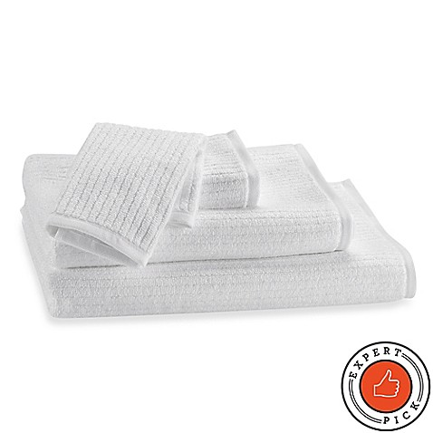 Buy Dri Soft Plus Bath Towel In White From Bed Bath Amp Beyond