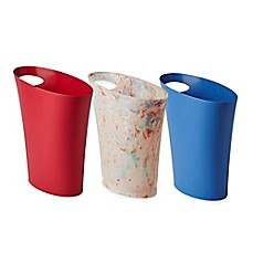 image of Umbra® Skinny 2-Gallon Wastebasket