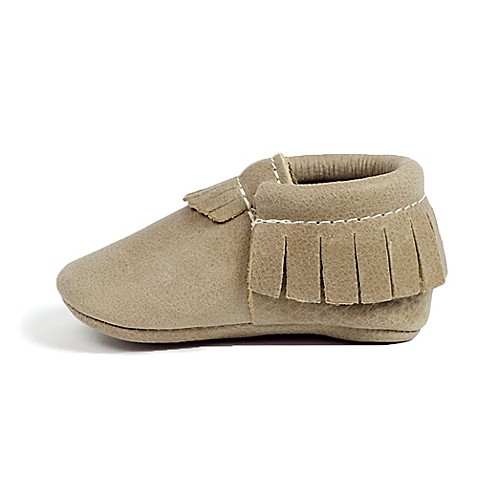 Freshly Picked Moccasins In Light Brown Bed Bath Amp Beyond