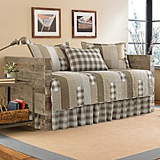 image of Eddie Bauer® Fairview Daybed Quilt Set