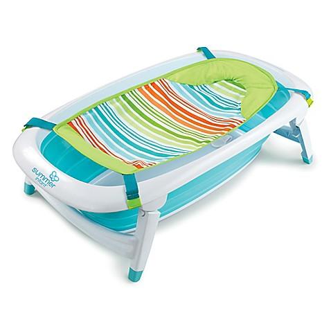 summer infant splash n 39 store collapsible baby bath tub. Black Bedroom Furniture Sets. Home Design Ideas