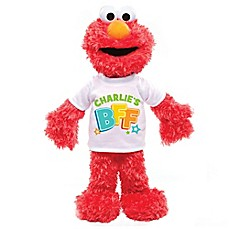 image of Sesame Street® Elmo BFF Plush Toy in Red