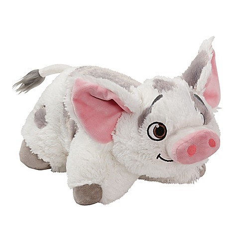 Animal Character Pillows : Buy Pillow Pets Disney Pua Folding Pillow Pet from Bed Bath & Beyond