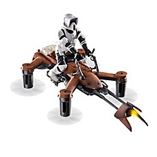 image of Star Wars™ 74-Z Speeder Bike™ Battle Quad