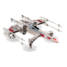 image of Star Wars™ T-65 X-Wing Starfighter Battle Quad