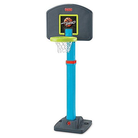 Fisher-Price® Grow To Pro® Basketball - Bed Bath & Beyond