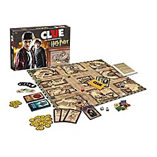 image of Clue® Harry Potter Board Game