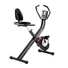 image of Pro-Form® Duo Foldable Exercise Bike in Black