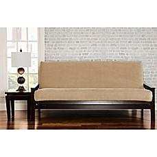 image of siscovers   padma futon slipcover futon covers  u0026 furniture slipcovers   bed bath  u0026 beyond  rh   bedbathandbeyond